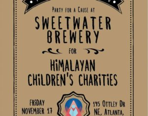 Atlanta Sweetwater Brewery Fundraiser