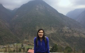 HCC Nepal Maia Pandey