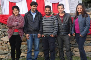 HCC Nepal Mumaya with Friends